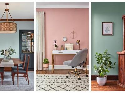 5 culori recomandate pentru casa