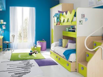Idei esentiale si practice pentru amenajarea camerei copilului