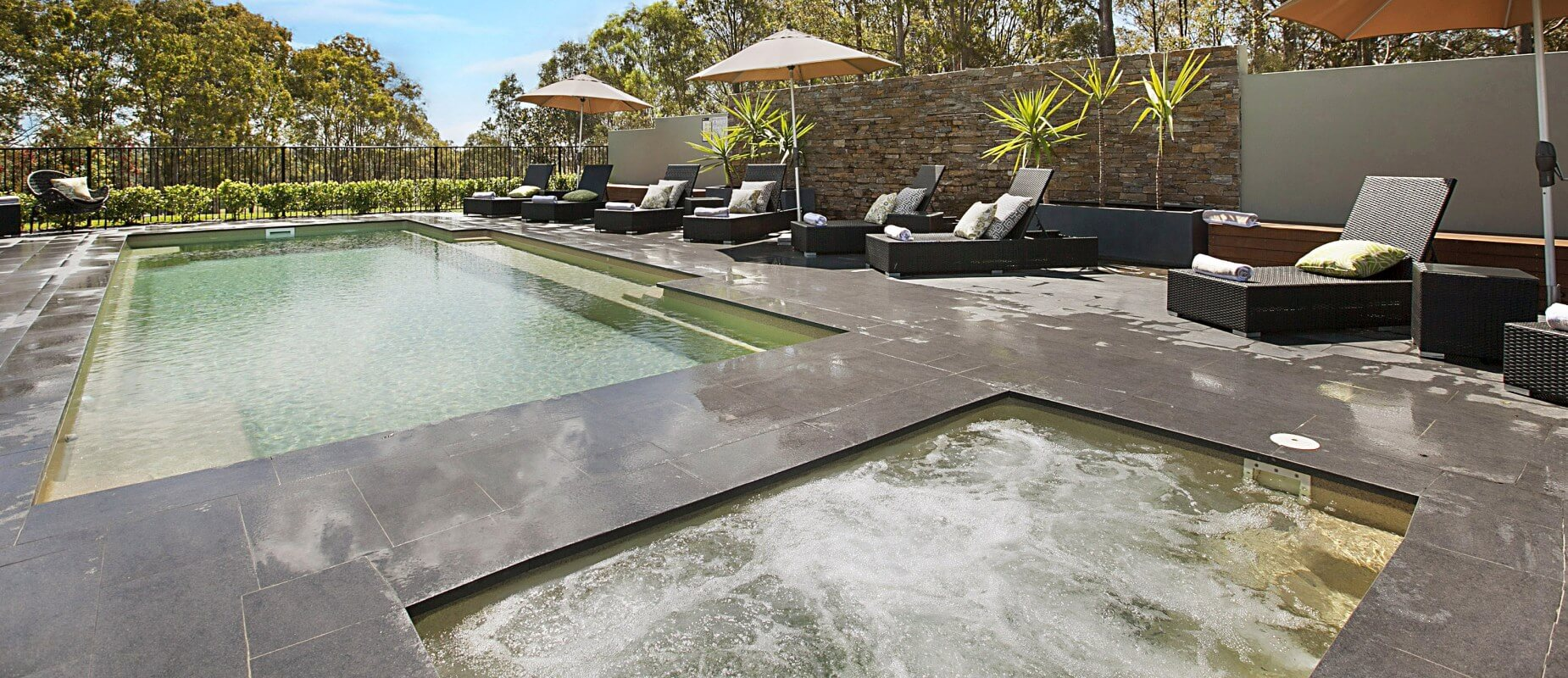 piscina de lux modele frumoase 8