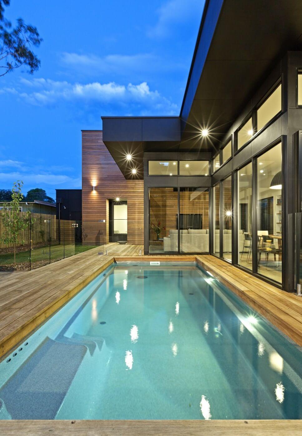 piscina de lux modele frumoase 55