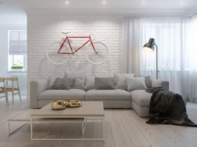 10 apartamente uimitoare care arata frumusetea designului interior nordic