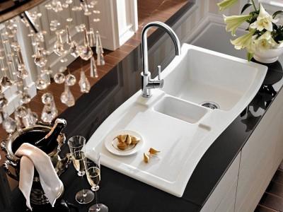 Alege cea mai buna chiuveta pentru bucataria ta! Ultimele tendinte in design!
